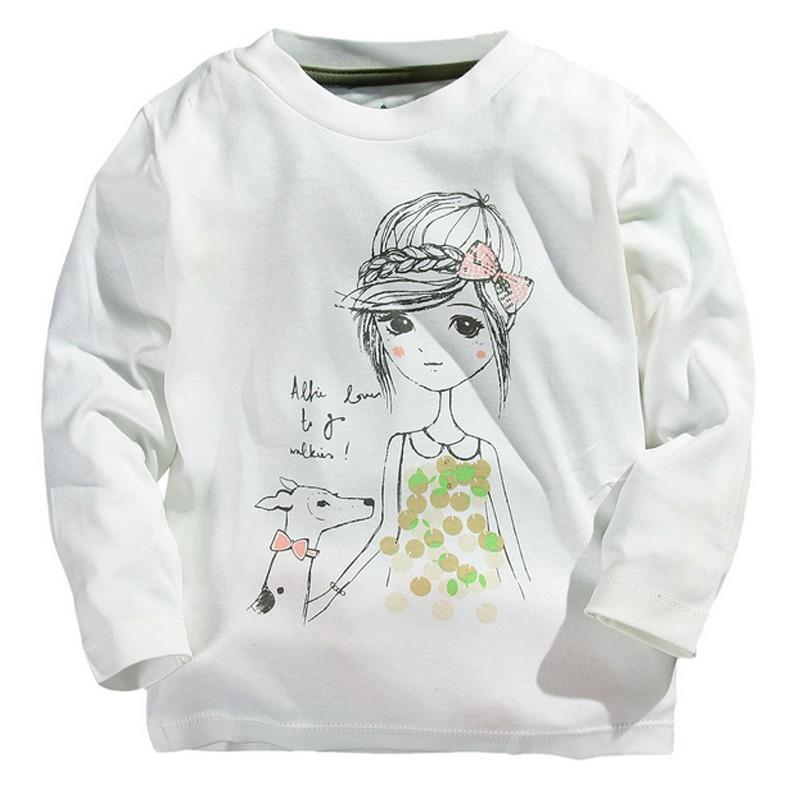 HTB1kDVnLXXXXXcsXpXXq6xXFXXXz - 1-5Y Spring Autumn Baby Boys Girls T-shirts 100% Cotton Kids Tees Boy Girl Long Sleeve T shirt Children Pullover Tops Clothing