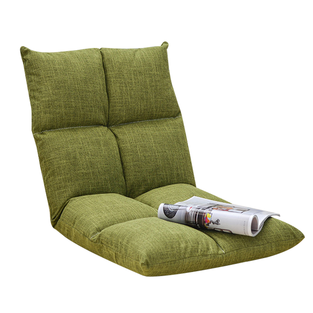 Canapés pliants de jardin de Tatami de chaise de sac de haricot portatif de ménage