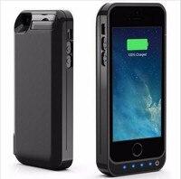 NENG Nieuwe 4200 mAh Hoge Kwaliteit Oplaadbare Batterij Opladen Case voor iphone 5 5 s 5c SE Power Bank Batterij met stand