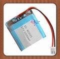 Falante XHR-2P 2.54 3.7 V bateria de polímero de lítio 600 mAh 403035