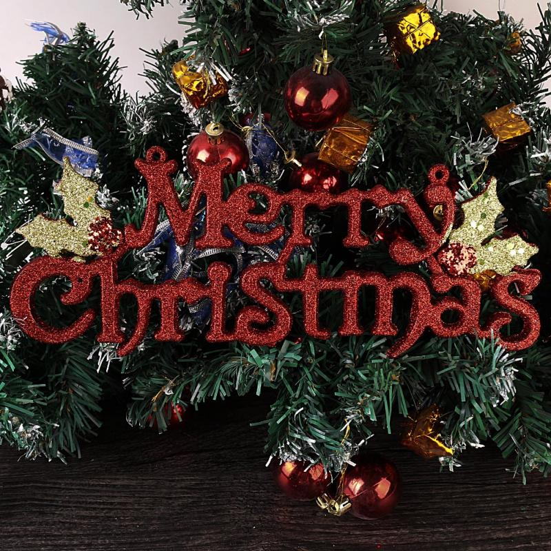 New brand Merry Christmas Ornaments Festival Party Tree Hanging ...
