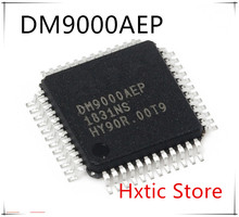 NEW 10pcs/lot DM9000AEP DM9000AE DM9000 QFP-48