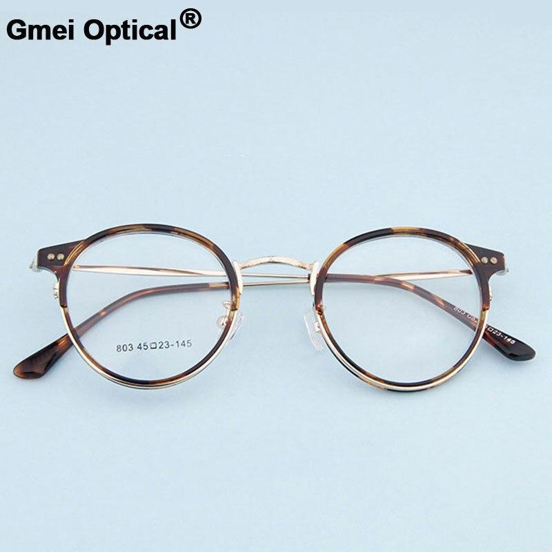 Gmei Optische Vintage Dekoration Optische Brillen Rahmen Myopie ...