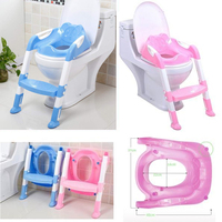 Multifunctional Assistant Toilet Potty Baby Travel Potty Training Seat Portable Toilet Ring Kid Urinal Comfortable