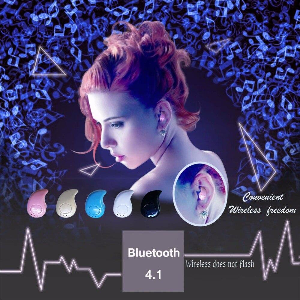 Stereo Music Bluetooth Earphone for Sony Xperia L1 Dual / L1 fone de ouvido
