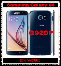 "Samsung Galaxy S6 Original Unlocked GSM 4G LTE Android Mobile Phone G920P Sprint Octa Core 5.1"" 16MP RAM 3GB ROM 32GB"