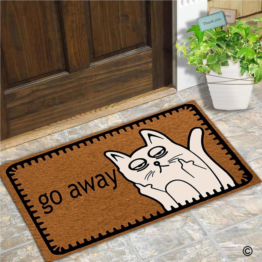indoor door mats coco front mat size doors full offset large monogram