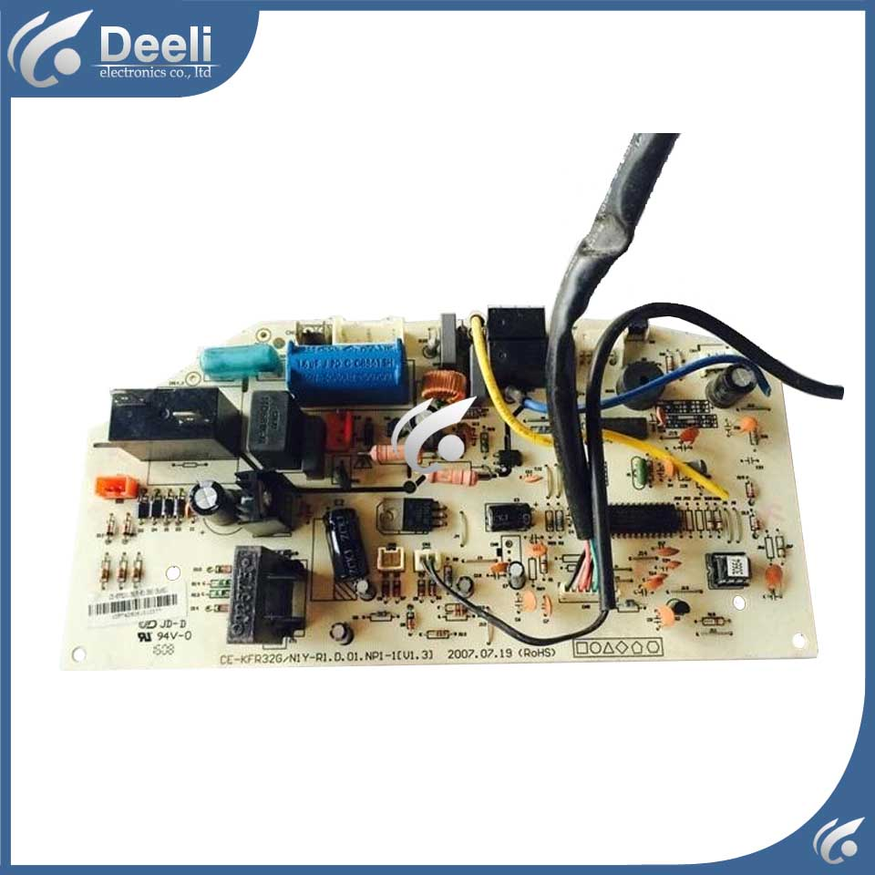 95% new good working for air conditioning Computer board CE-KFR32G/N1Y-R1.D.01.NP1-1 CE-KFR32G/N1Y control board original for air conditioning computer board gal0907gk 01 rdl p0021bp uesd board good working