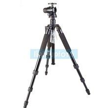 Pro Tripod WeiFeng WT-6614A Professional Tripod & Monopod Kit With Free Case for Camera DSLR PTT11B