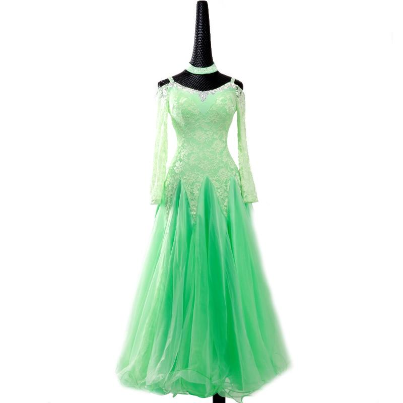 Бальные соревнования танцевальное платье современный Вальс Танго стандартные платья для конкурса бальных танцев LXT543
