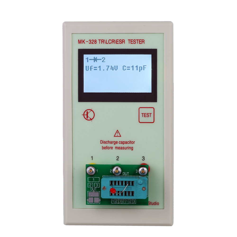 Summary Transistor Tester To Test Hfe And Working Of Npn Pnp Circuit Page 4 Meter Counter Circuits Nextgr Testing Transistors Reviews Online Shopping