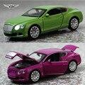 Nueva caliente 1:32 Bentley GTW juguetes Car Classic antigüedad de la aleación modelo de coche coleccionistas navidad regalo de la muñeca