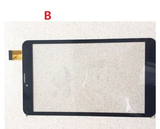 New 8 Tesla Atom 8.0 3G Tablet Touch Screen Touch Panel digitizer Glass Sensor Replacement Free Shipping 7 for dexp ursus s170 tablet touch screen digitizer glass sensor panel replacement free shipping black w