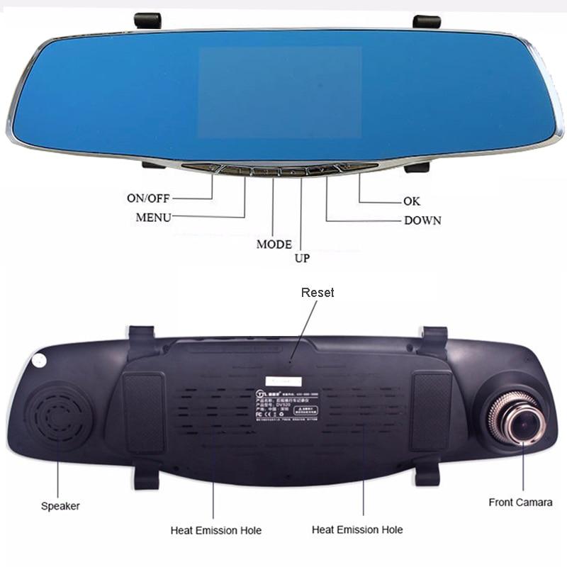 E-ACE Автомобилен видеорекордер - Автомобилна електроника - Снимка 4