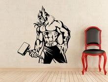 Raytheon Avengers Superhero Vinyl Detachable Wall Decal, Indoor Mural Art Deco Boy Room Fashion Decor  CJY21