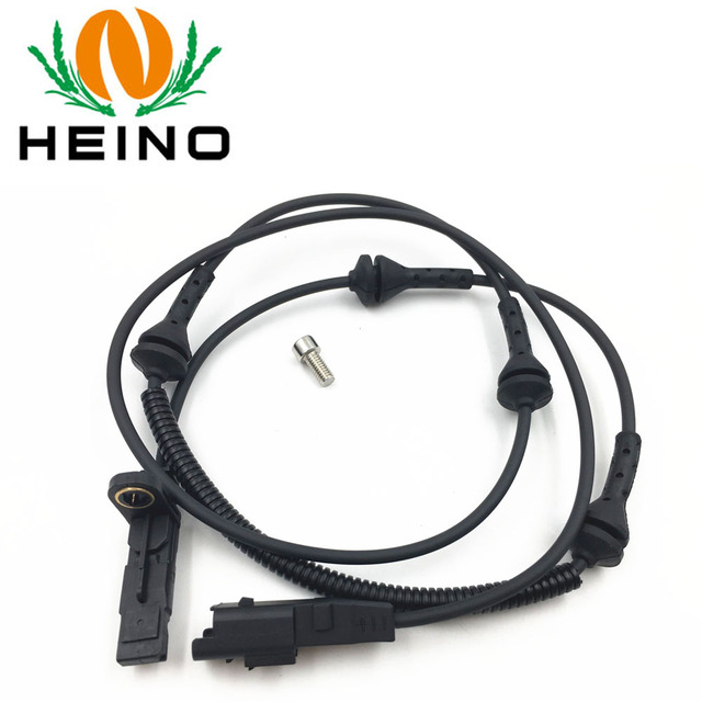 Front Left and Right ABS Wheel Speed Sensor for CITROEN C6 PEUGEOT 407 6D SW Coupe etc. 4545A9 4545G6