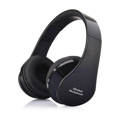Hot Sale Fashion Foldable Wireless Bluetooth Stereo Headset Handsfree Headphones Mic Dropship Hot Earphones Lahore