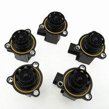 SCJYRXS 5Pcs Turbo Charged Cut Off Valve Breaker 06H145710D 06H 145 710D 06H 145 710 D For Passat B6 B7 Golf MK5 MK6 A4 TT
