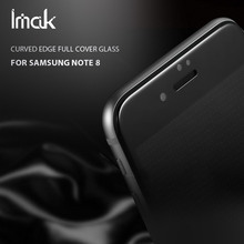 IMAK for Samsung Galaxy Note8 Note 8 N950 Full Size Cover 3D Curved Tempered Glass Mobile Phone Smartphone Screen Protector