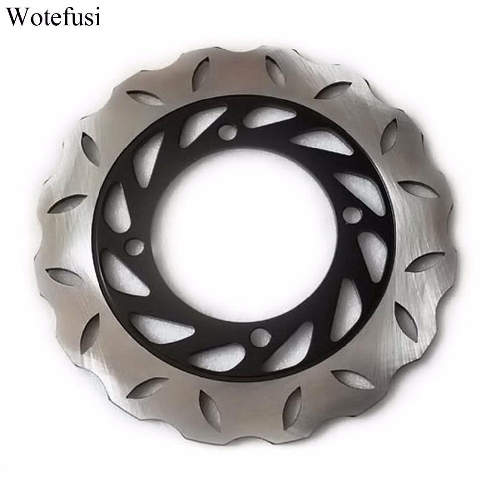 Wotefusi мотоцикла Ротор заднего тормозного диска для Honda и CB-1 cb400 системой VTEC cb400 и CB750 CB500 [MT56]