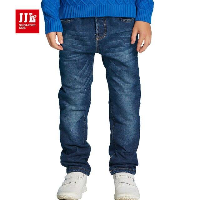 Зимние мальчики джинсы для мальчиков брюки прямой ногой малыш джинсы детей брюки дети джинсы для мальчиков мальчиков узкие джинсы 2016