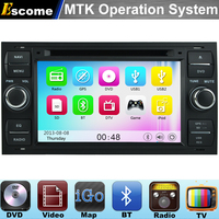 MTK3360 Car DVD Player For Ford C MAX 2006 2007 2008 2009 2010 Ford Fusion with 800MHz CPU Dual Core Bluetooth Radio GPS