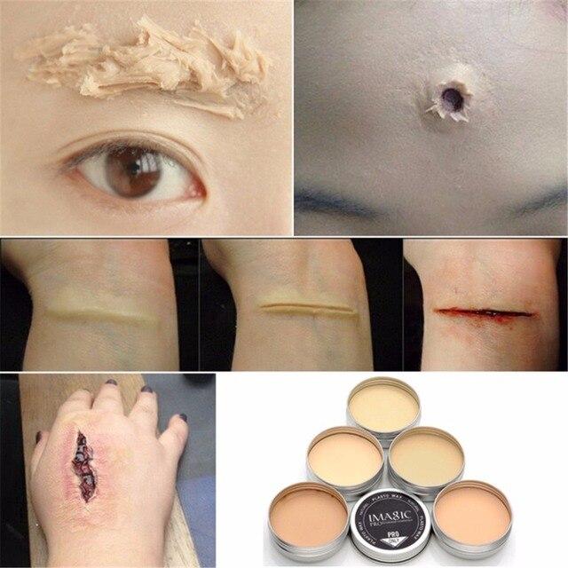 Imagic Maquillage Pour Halloween Ensemble Étape Effets Spéciaux