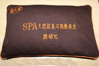 Quality Salt moxa energy acupuncture volcanic hot stone therapy bag moxibustion massage
