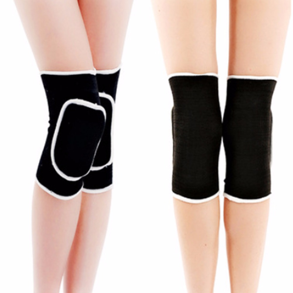 New Durable Knee Support Stretch Brace Pads Wrap Band For Athletic Sports Climbing Safety, 3 Colors