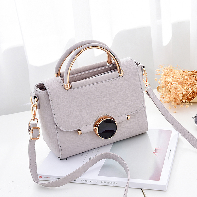 New Casual Small Leather Flap Handbags High Quality Ladies Party Purse Clutches Women Crossbody Shoulder Messenger Bag