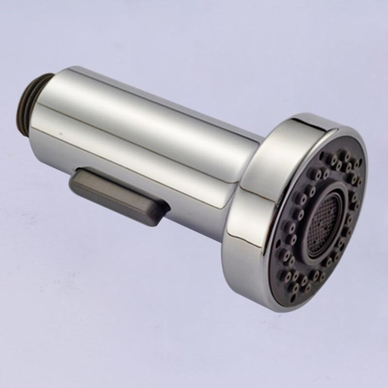 Uythner moderno cromo pulido plástico ABS grifo de la cocina ...