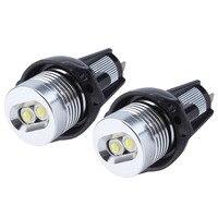 1 пара для BMW E90 E91 3 серии 325i 328i 325xi 328xi 330i 06-08 отличное качество ксеноновые Белый светодиод Ангельские глазки halo лампа