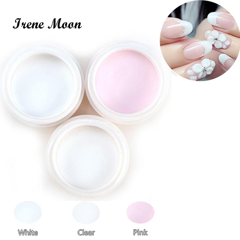 3 Pcslot Acrylic Powder Set For Nail Decoration Nail Acrylic