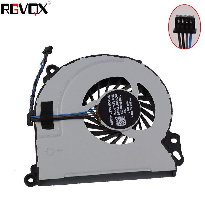 Novo Laptop Ventilador de Refrigeração Para HP ENVY 15-J 17-J series PN: 65CFM Cooler Radiator