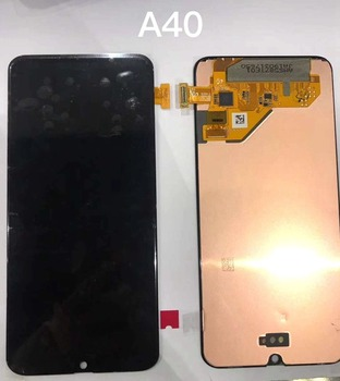 2019 Super Amoled For Samsung Galaxy A40 A405 A405F/DS Lcd screen Display WIth Touch Glass Assembly