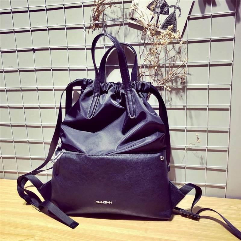 Drawstring Backpack Gym String Bag Waterproof Sackpack Cinch Sack Gymsack