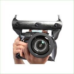 PB05-C أحدث الرقمية عدسة واحدة منعكس كاميرا مقاوم للماء حقيبة كاميرا رقمية مقاوم للماء في غضون 20 متر المياه