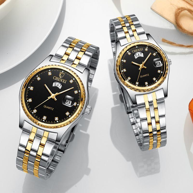 de Luxo de Moda Feminina relógio de