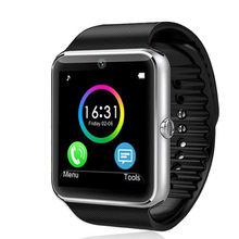 Android Wear Bluetooth Smart Watch GT08 font b Smartwatch b font Fitness Clock With Sim Card