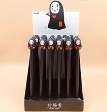 36pcs/lot Creative Japanese Cartoon Slender Man Gel Pen Roller Pen Gift Prize Office Pen