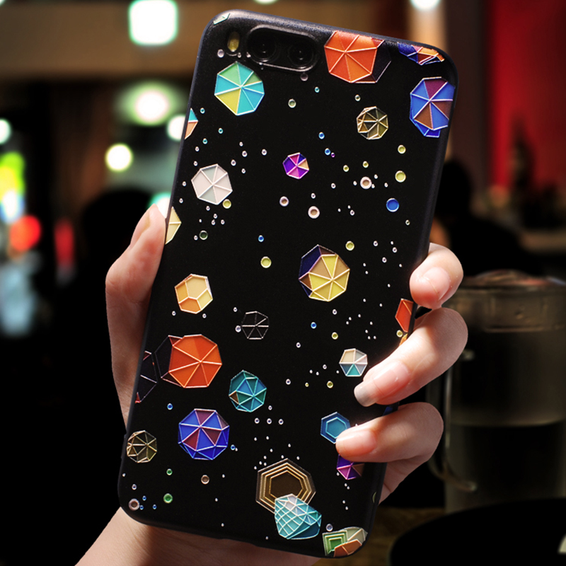 3D Embossed  Minnie Case For Huawei Mate 10 20 P10 P20 Lite Pro For Honor 8X 6A 9 10 Lite For iPhone XS Max X XR 6 7 8 Plus Case 5