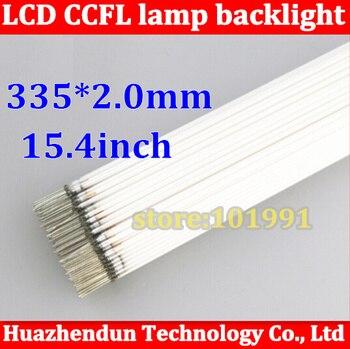 Free shipping via DHL/EMS 500pcs Super light 335mm x 2.0mm 15.4 inch wide sreen CCFL light 335 mm CCFL backlight Free shipping