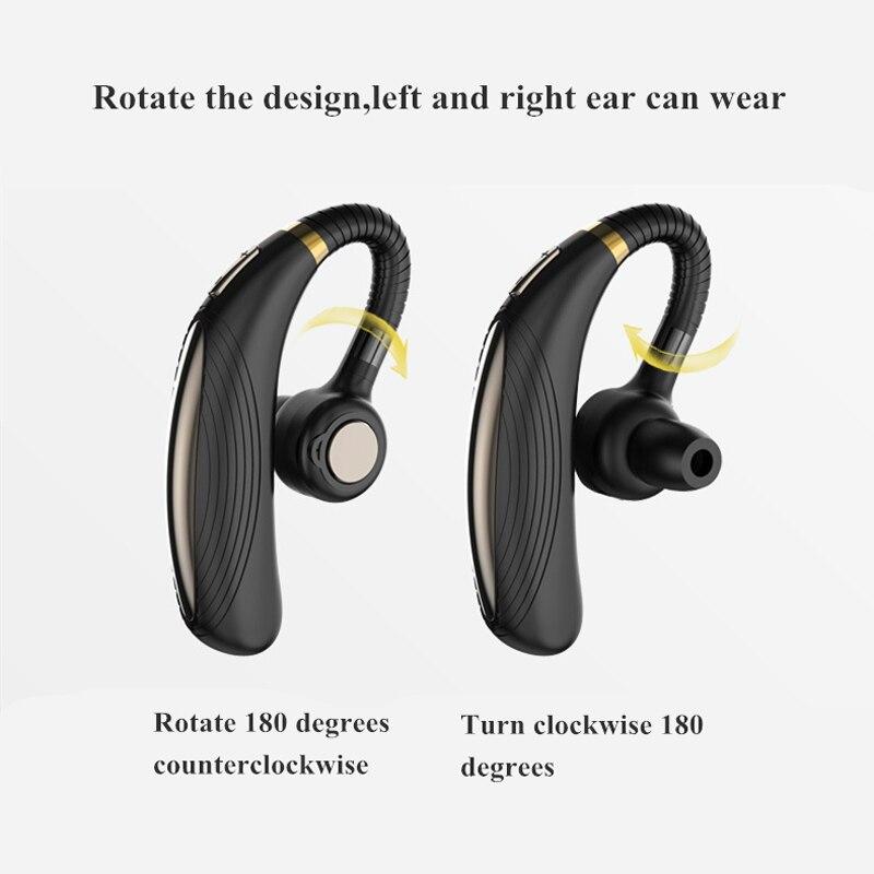 K06 Wireless Business Bluetooth Earphone Headphones Earbud Hd Music With Microphone Headsets For Phone Iphone Se Hua Wei Xiaomi Earphones & Headphones Consumer Electronics