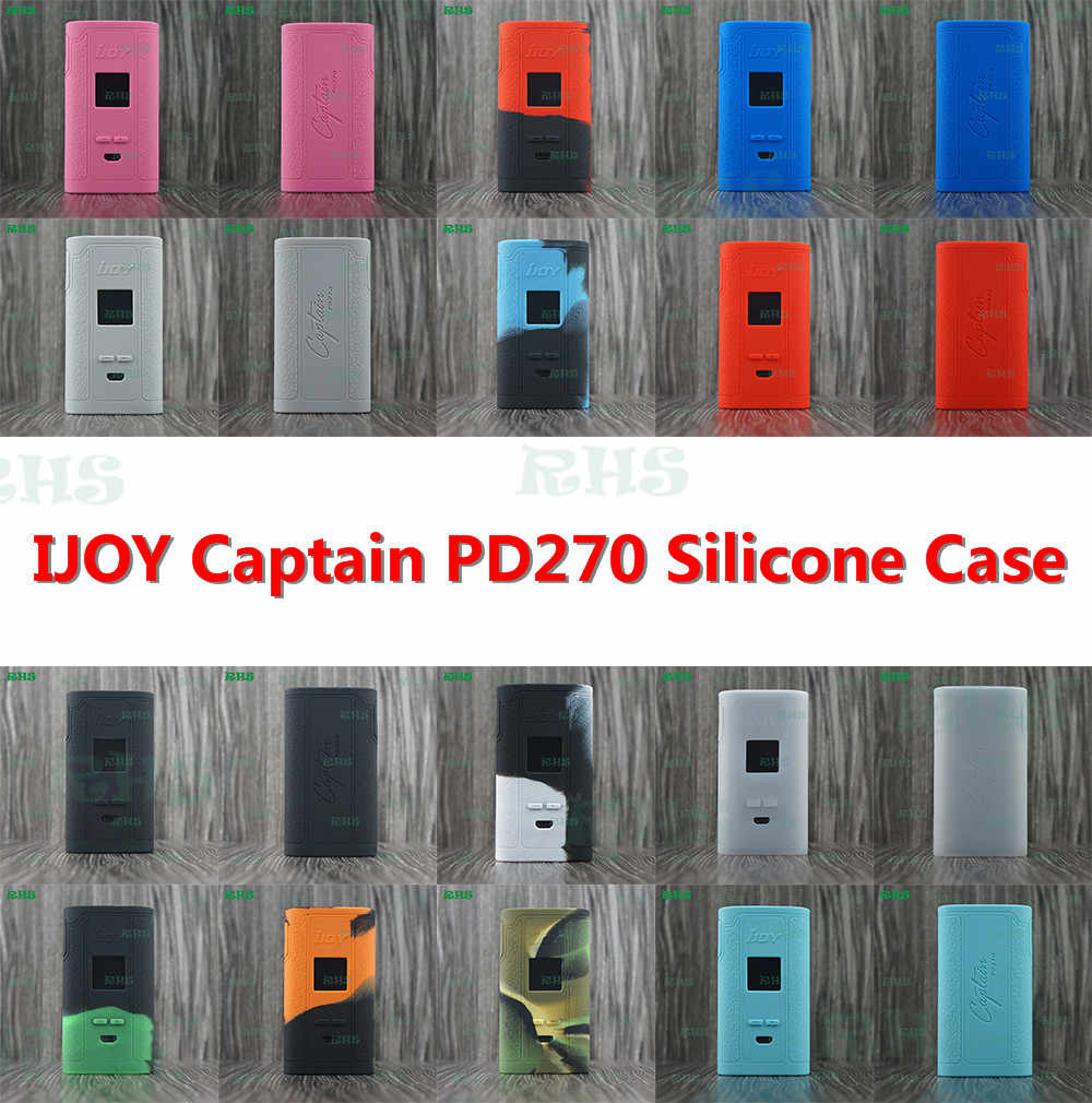 RHS of Silicone Case for IJOY Captain PD270 high quality Chinese products IJOY Captain PD270 Silicone Case Cover