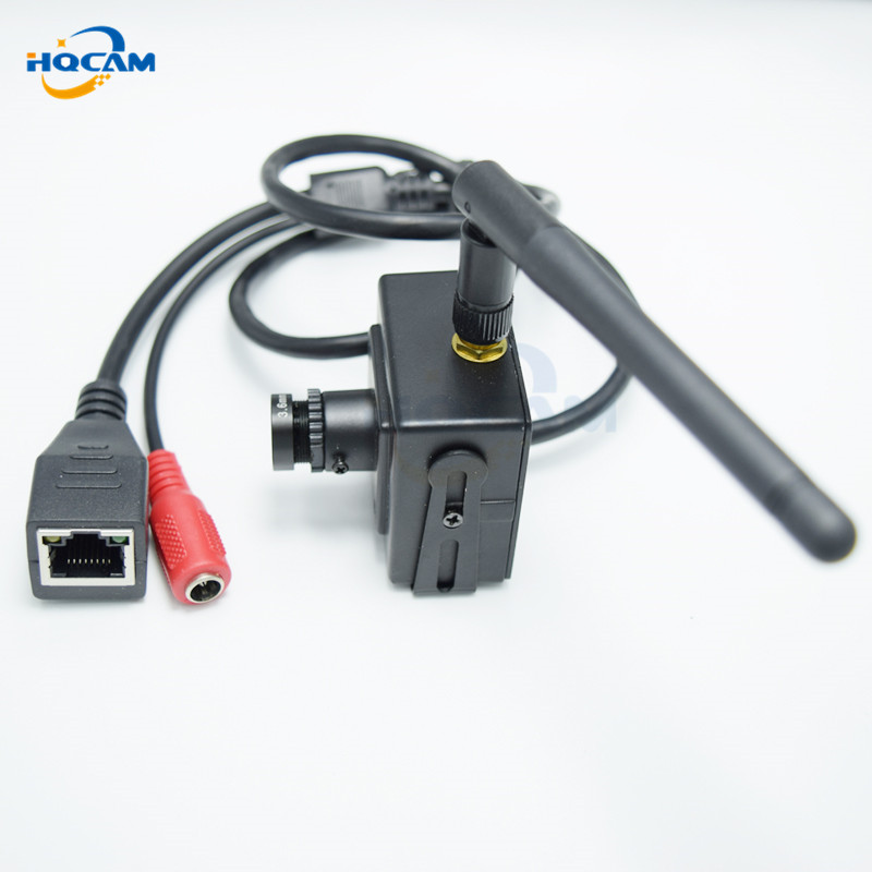 HQCAM 1.3 MegaPixels mini wifi kamera 960P H.264 Onvif bezpečnostní kamera CCTV kamera HI3518E Bezdrátová kamera