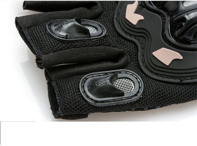 Anti Skid Racing Gloves Gel