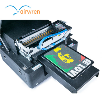 Trade Assurance A4 Size T-shirt Printer With Convenient Operation Directly From Factory