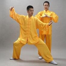 Uniforme кунг-фу одежда для ушу Китайская традиционная мужская одежда форма для Кунг Фу Traje Чино Hombre костюм дзен Ропа тайчи