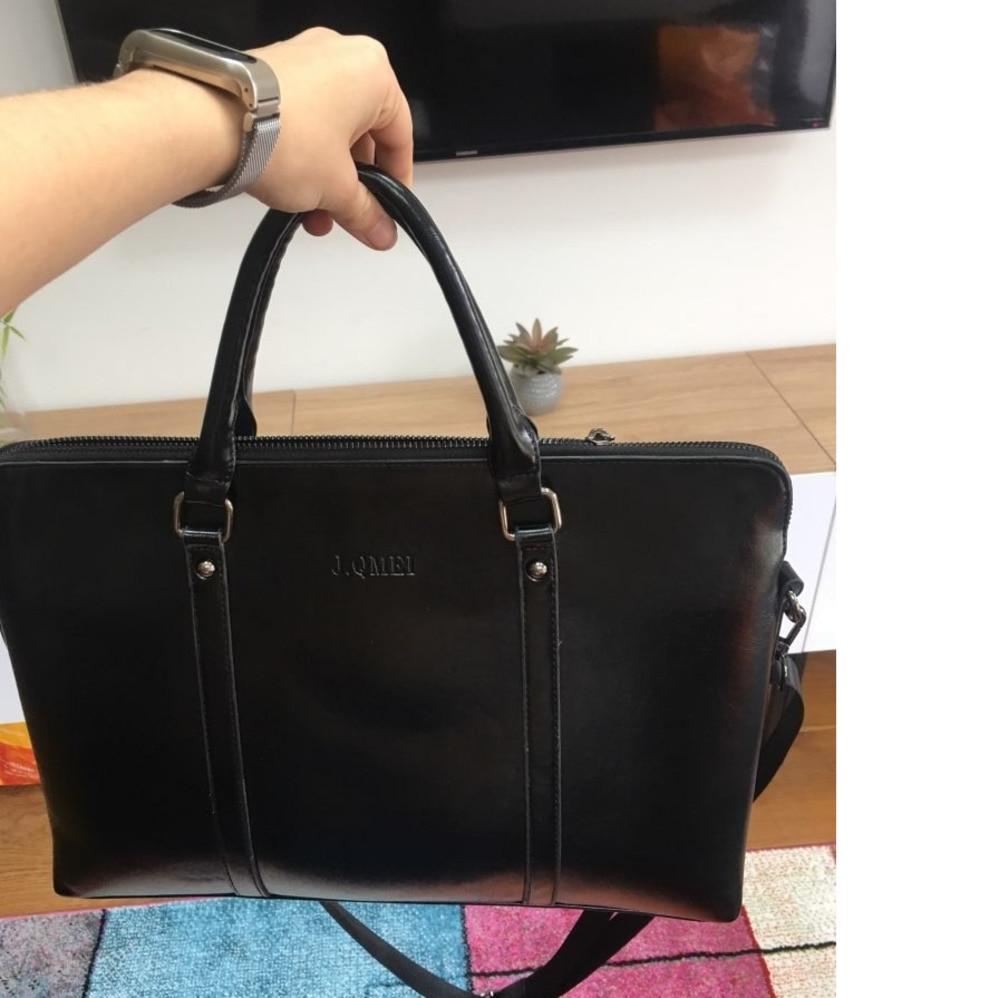 2019 mode Frauen Laptop Business Aktentasche Damen Leder Handtasche 14 15,6 Zoll frauen Notebook Computer Tragbare Büro Tasche