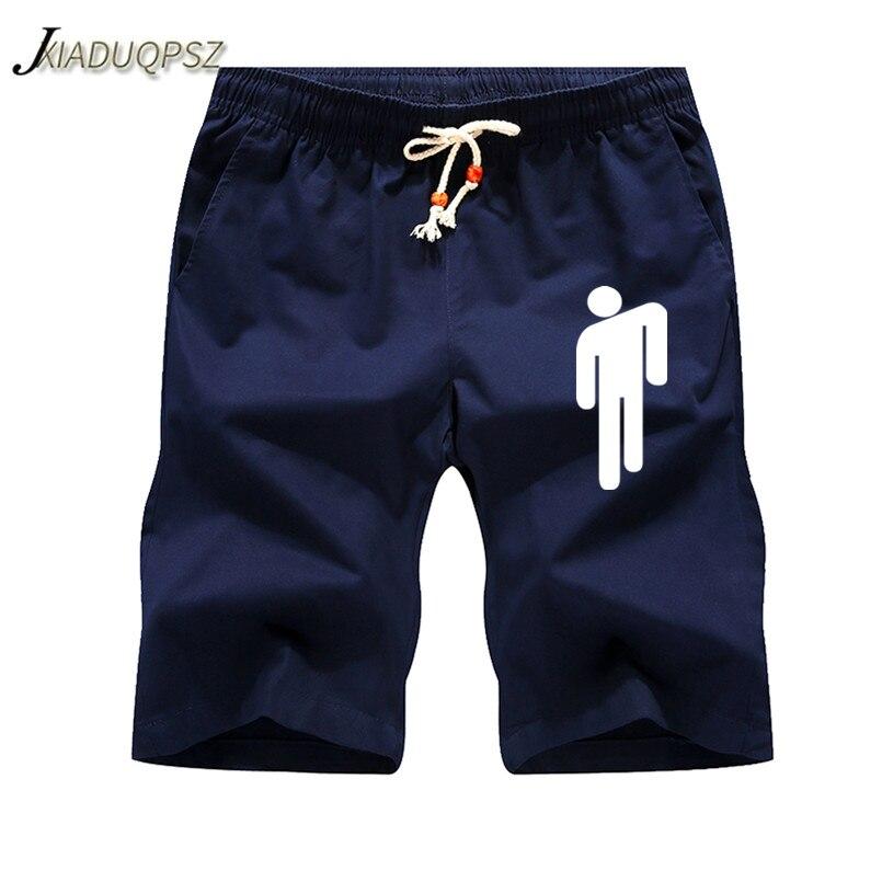 2019 Summer Men Beach Short Brand Printing Casual Shorts Men Fashion Style Mens Billie Eilish Shorts Bermuda Beach Plus Size 5xl Casual Shorts Aliexpress